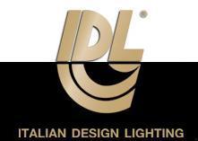 Oświetlenie włoskie IDL